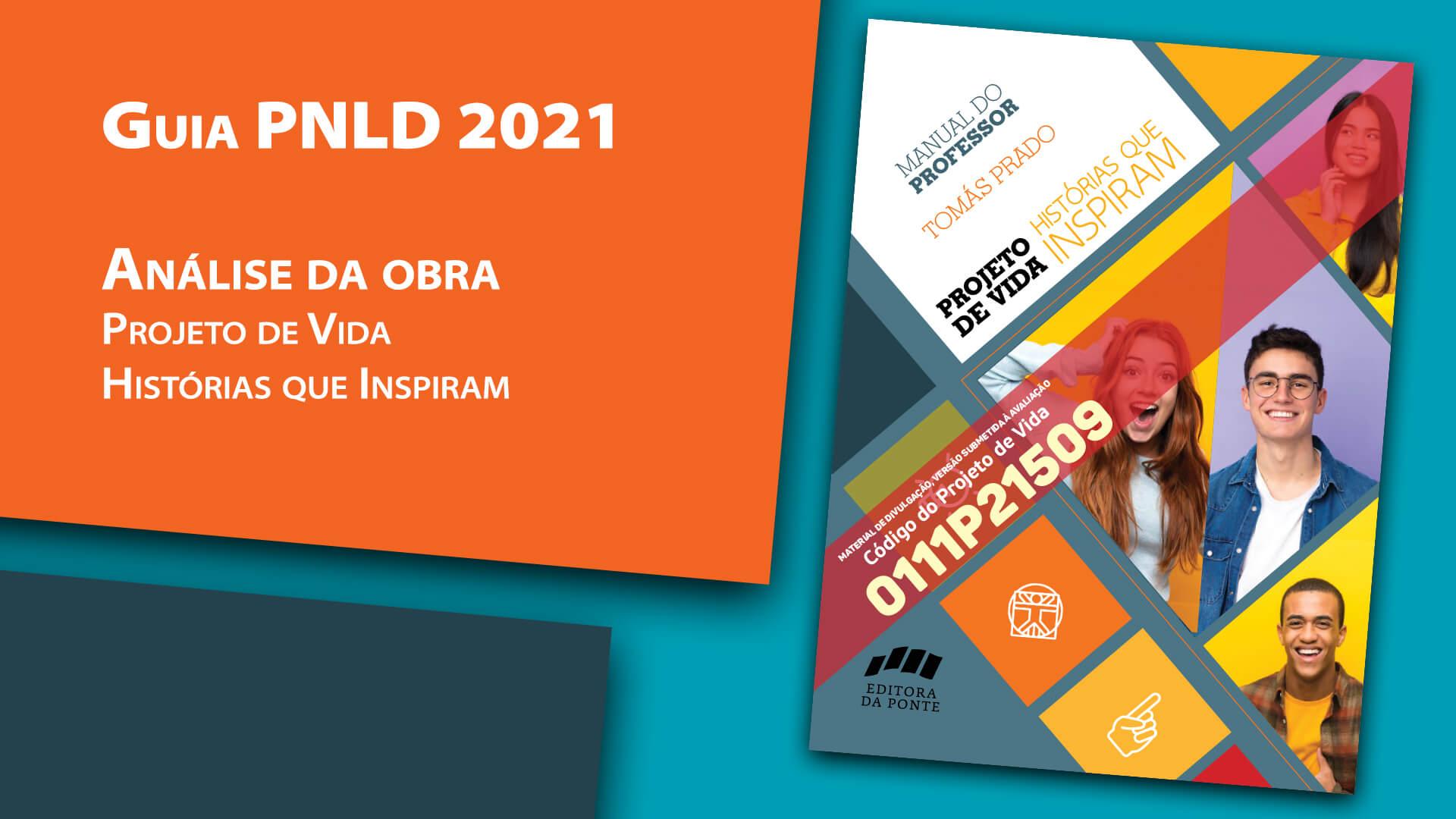 Guia PNLD 2021| Análise da obra | Projeto de Vida