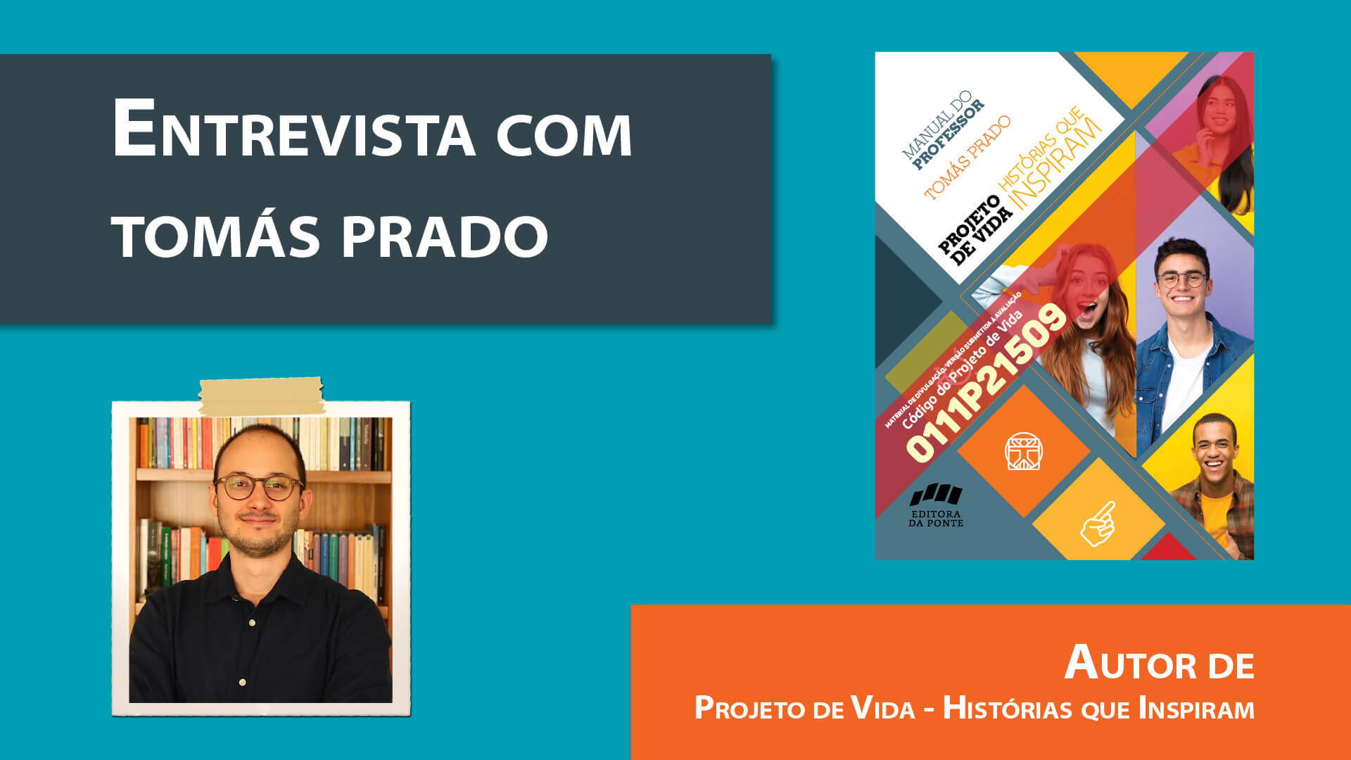 Entrevista com Tomás Prado