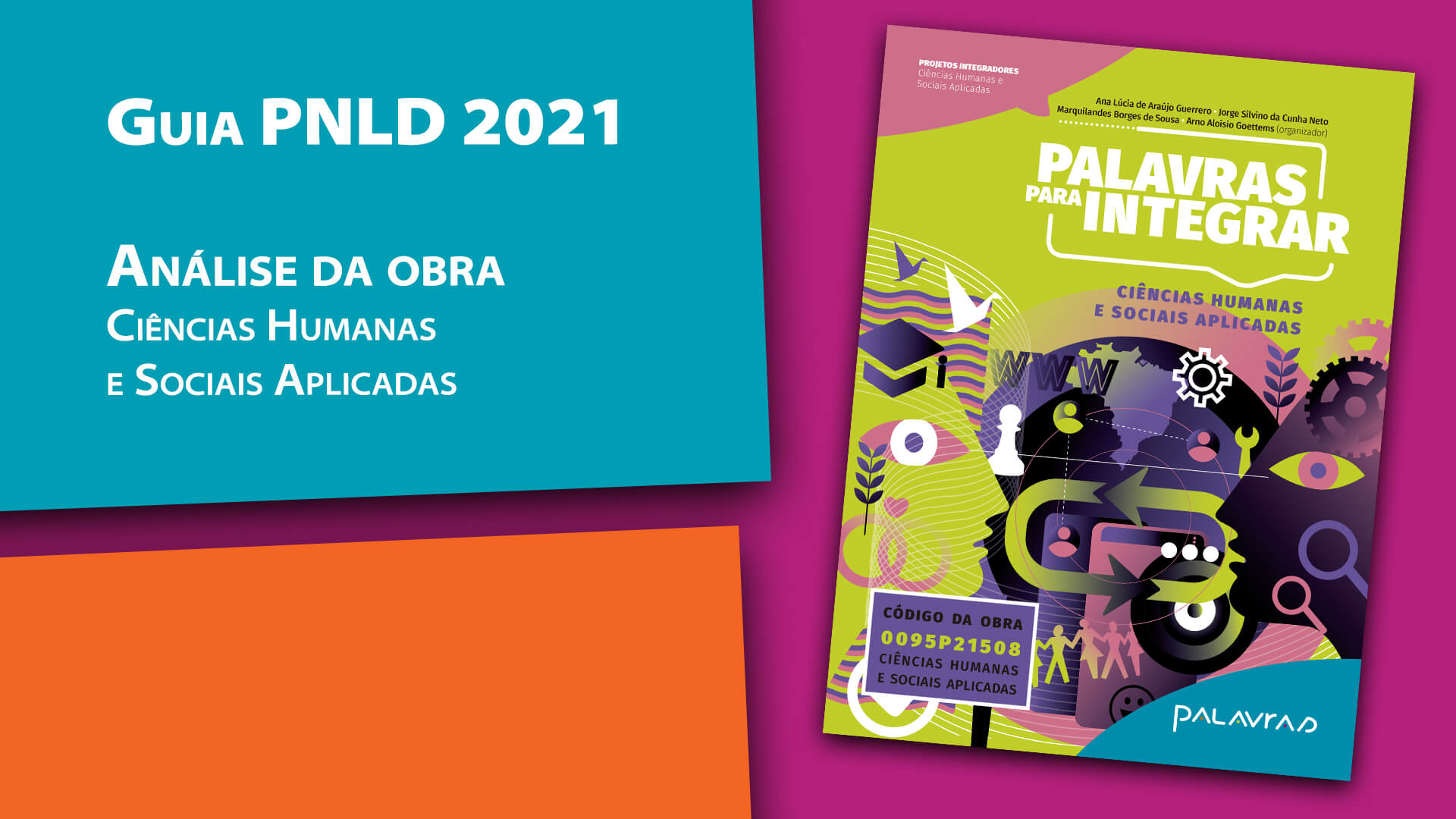Guia PNLD 2021| Análise da obra | Ciências Humanas e Sociais Aplicadas