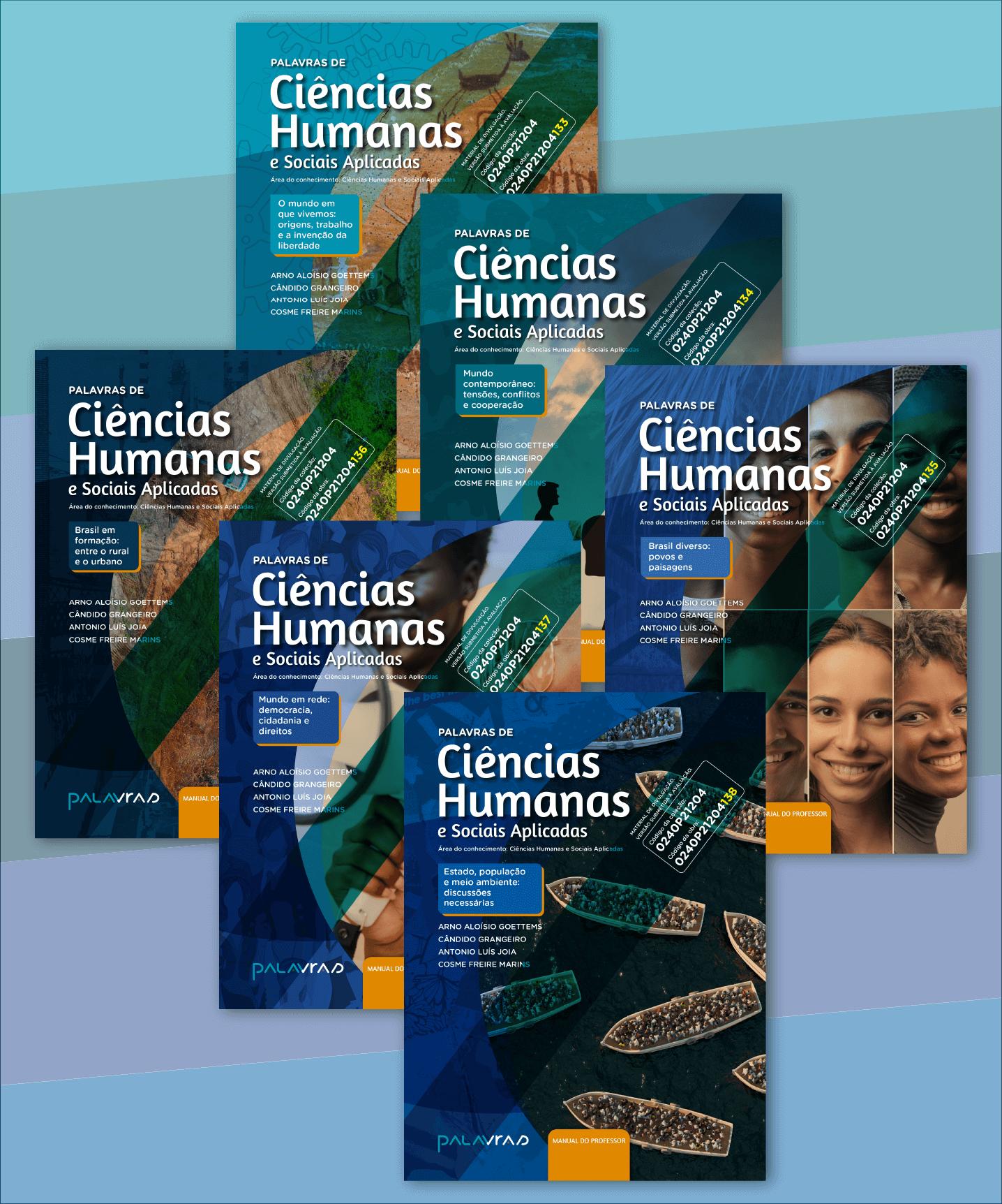 Coleção Palavras de Ciências Humanas e Sociais Aplicadas